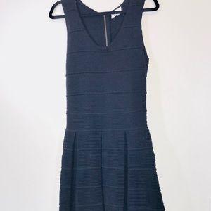 Milly Ottoman Pleated Stretch Dress - #1048